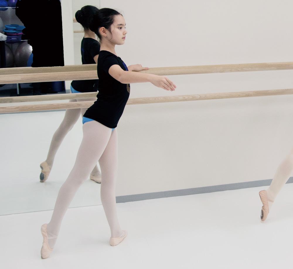 バレエ教室